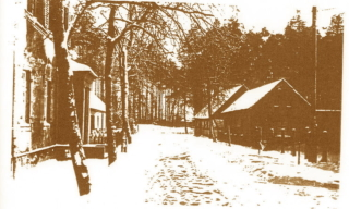 Historia Łąkomina (Lindwerder)