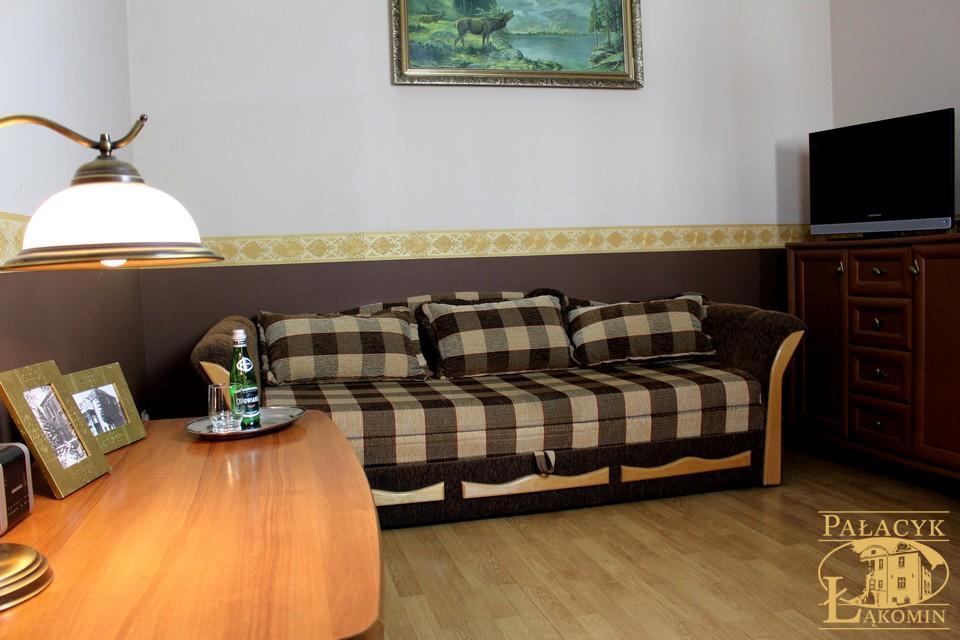 Młyń - studio dwupokojowe